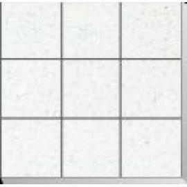 (OHQ) Off White Mirror Fleck Quartz 10x10 Mosaic