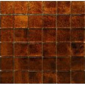 (OHGL-BR-08) Brown Gold Leaf Sample