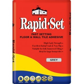 Palace Rapid Set Adhesive Grey Cwmbran