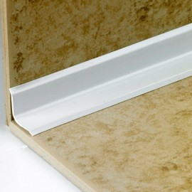 TileRite Budget Bath Trim White - Cwmbran