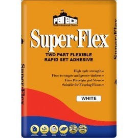 Palace White Single Part SuperFlex S2 Adhesive 20kg Cwmbran