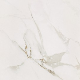 (115p) Statuario polished porcelain 60x60 Sold Singularly