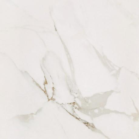 (115p) Statuario polished porcelain 60x60 Sold Singularly
