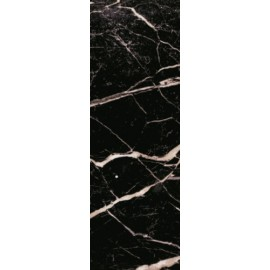 (114p) Nero Marquina polished porcelain 20x60 Batch R32 Single