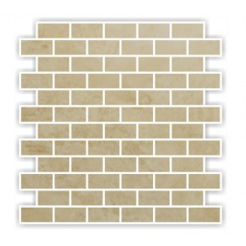 TRAVERTINE LIGHT MOSAICS BRICK