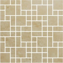 TRAVERTINE LIGHT MOSAICS RANDOM