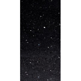Black Mirror Fleck Quartz 30x60cm
