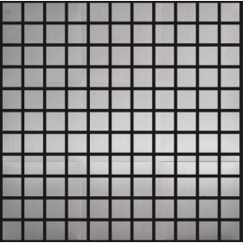 Chrome Stainless Steel Mosaic