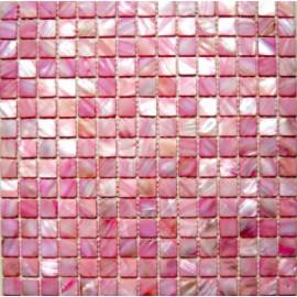 Pink Shell Mosaic