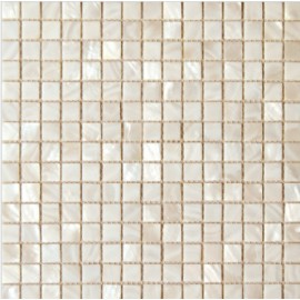 Cream Shell Mosaic