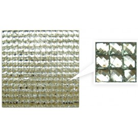 Mirror Crystal Mosaic