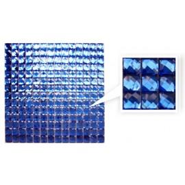 Blue Crystal Mosaic