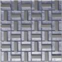 Silver & S/S Leaf Mosaic