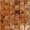 Teak Leaf Mosaic