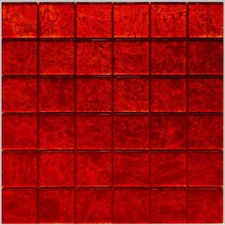 Red Leaf Mosaic