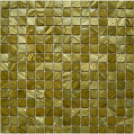 Green Shell Mosaic