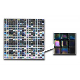 Multicolour Glass Mosaic