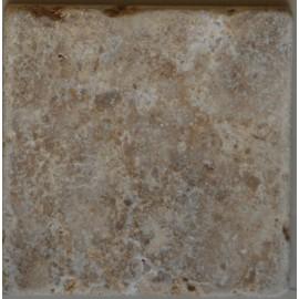 TUMBLED MARBLE WALL/FLOOR MN202 NOCE TRAV 10X10CM
