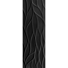 SAL FLUCTUS NEGRO 30X90