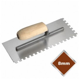 8mm Pro Notch Trowel Cwmbran