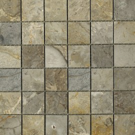 Java Grey Mosaic Sheet