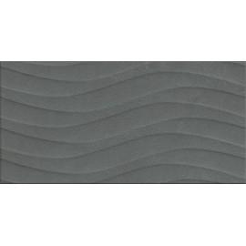 Boston Waves Antracita 30x60
