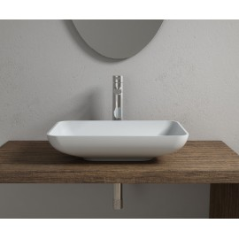 Countertop Stone Basin - Gloss