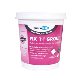 BOND IT FIX 'N' GROUT 1.5KG
