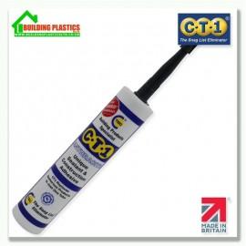 CT1 Anthracite Unique Sealant & Construction Adhesive Colours Anthracite 290ml