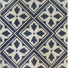 Stonea Clover Pattern Porcelain 30x30