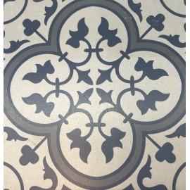 Stonea Ivy Blue Pattern Porcelain 30x30