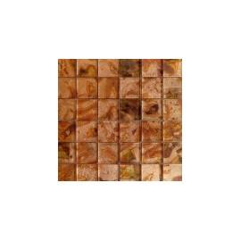 (OHGL-T-06S) Teak Leaf Mosaic Sample