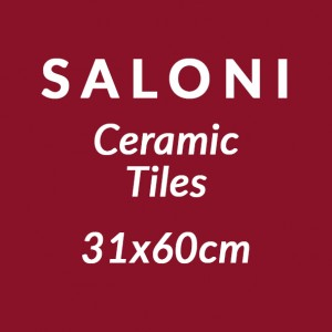 Saloni 31x60cm Ceramic tiles