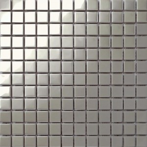 Polished Stainless Steel Mosaics