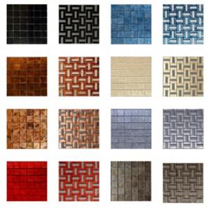 Gold Leaf Mosaics