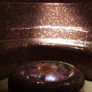 Gold Link Mosaics