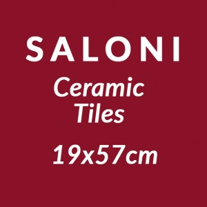 Saloni 19x57cm Ceramic Tiles