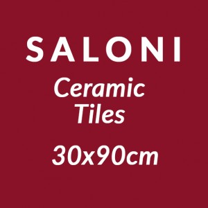 Saloni 30x90cm Ceramic Tiles