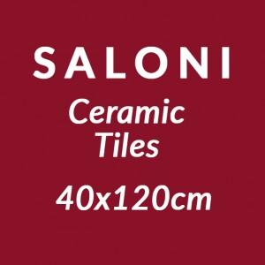 Saloni 40x120cm Ceramin Tiles