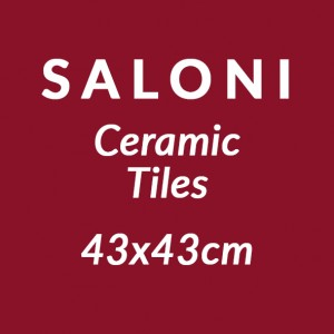 Saloni 43x43cm Ceramic Tiles