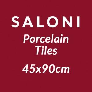 Saloni 45x90cm Porcelain Tiles