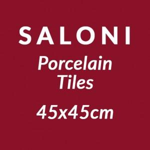 Saloni 45x45cm Porcelain Tiles