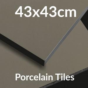 Porcelain 43x43cm Tiles