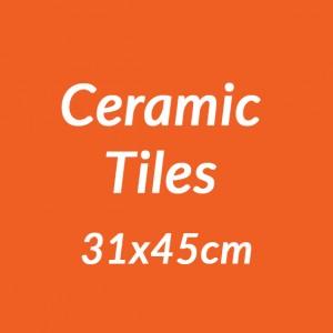 Ceramic 31x45cm Tiles