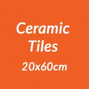 Ceramic 20x60cm Tiles
