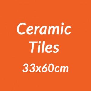 Ceramic 33x60cm Tiles